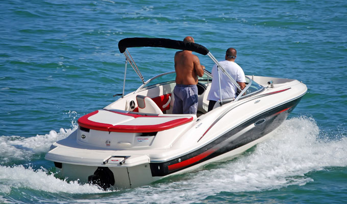 Boat tops and covers | Convertex